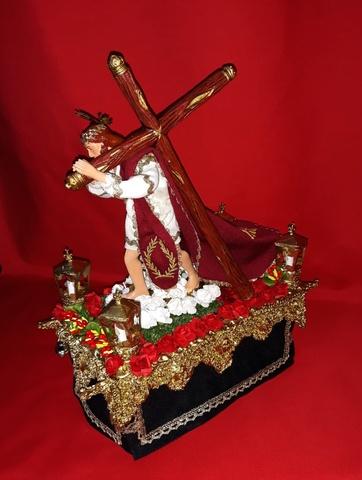 Cristo Cruz A Cuestas