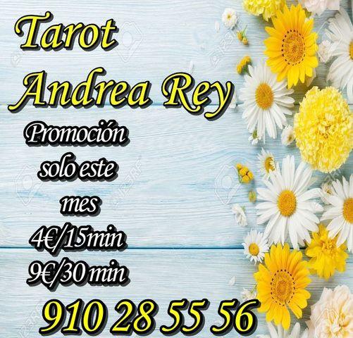 ANDREA REY TAROT Y VIDENCIA 5EUR /15MIN - foto 1