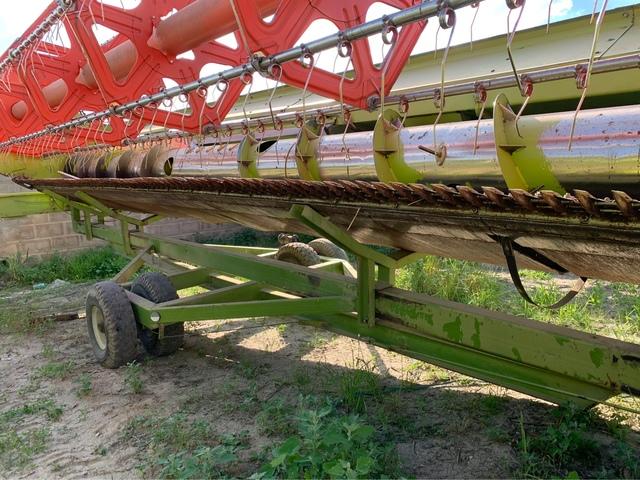 COSECHADORA CLAAS LEXION 560 - foto 6
