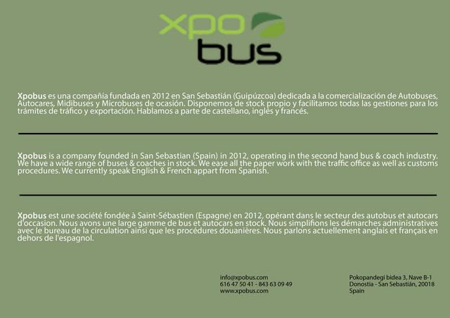 MERCEDES-BENZ - OC500 BEULAS EUROSTAR - foto 9