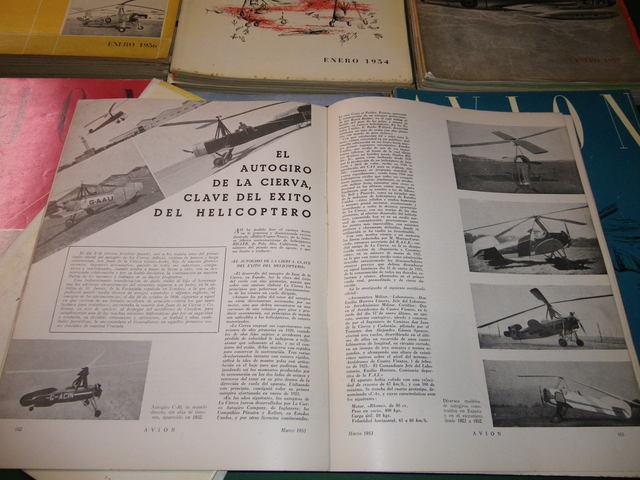 Revistas Avion