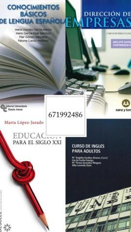 LIBROS PDF UNED CURSO ACCESO A 25 Y 45 - foto 1
