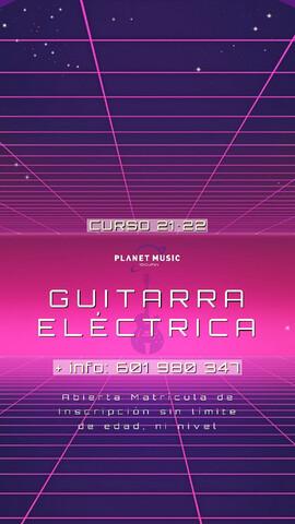 ON LINE CURSO GUITARRA ELECTRICA - foto 1