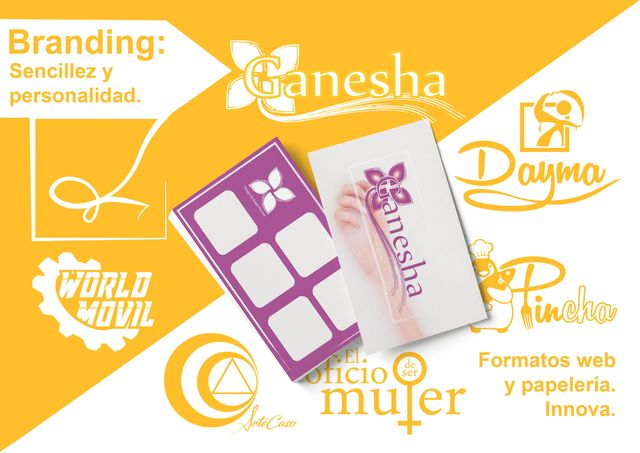 DISEÑADOR GRÁFICO/ GRAPHIC DESIGNER - foto 4