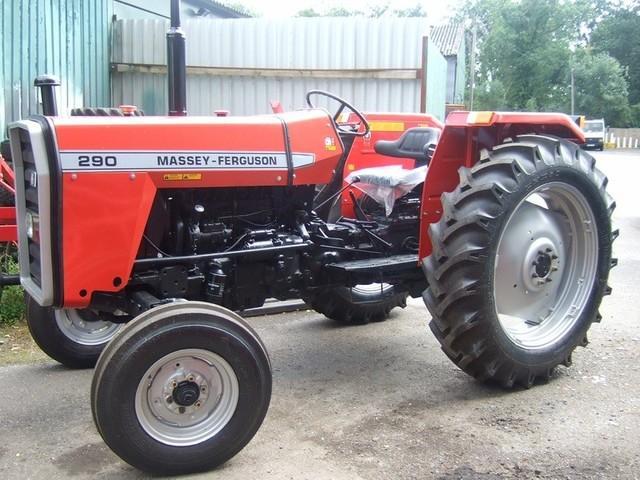 Escape tractores para david brown con puerto 48 mm tractor