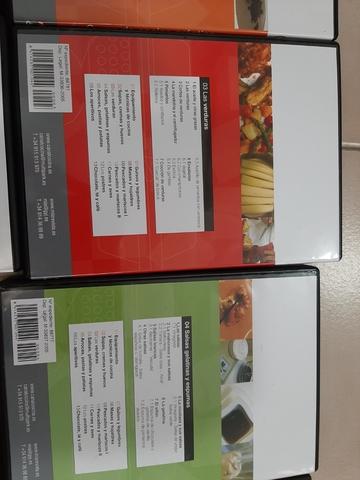 13 DVD PARA APRENDER A COCINAR - foto 2