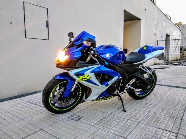 Luz De Se/ñal De Giro De Freno De Matr/ícula LED Para Yamaha Yamaha YZF-R6 2003-05