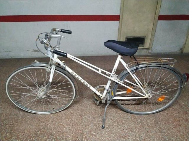 Bicicleta Peugeot Clásica