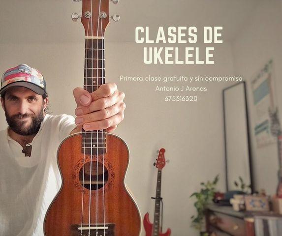 CLASES PARTICULARES ONLINE DE UKELELE - foto 1