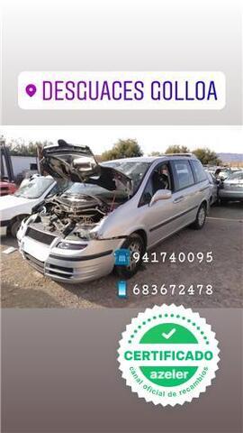 CUADRO COMPLETO FIAT ULYSSE 179 2002 - foto 3