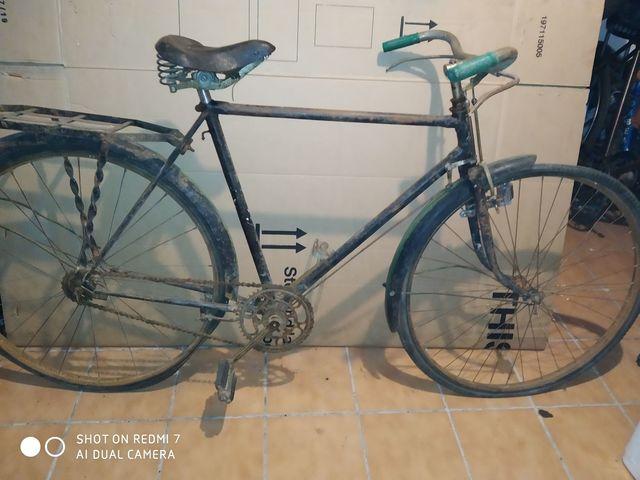 Bicicleta Orbea Clasica Varillas 700