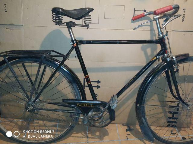 Bicicleta Sabel Clasica Varillas 700,  56