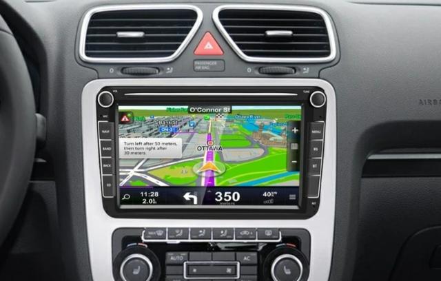"RADIO 2 DIN ANDROID 8\\\"" VW SKODA SEAT - foto 3"