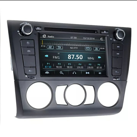 RADIO 2 DIN GPS ANDROID BMW SERIE 1 - foto 1