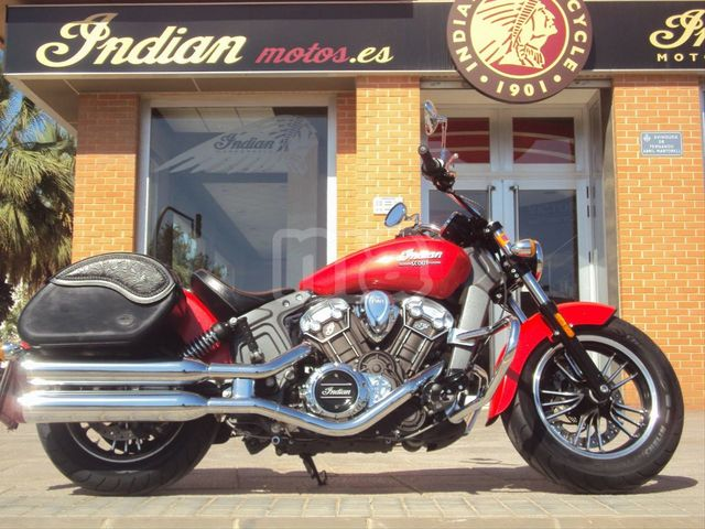 INDIAN - SCOUT - foto 1