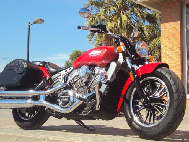 INDIAN - SCOUT - foto 2