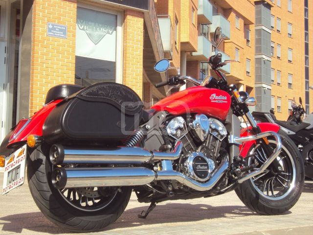 INDIAN - SCOUT - foto 3