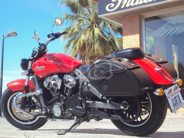 INDIAN - SCOUT - foto 4
