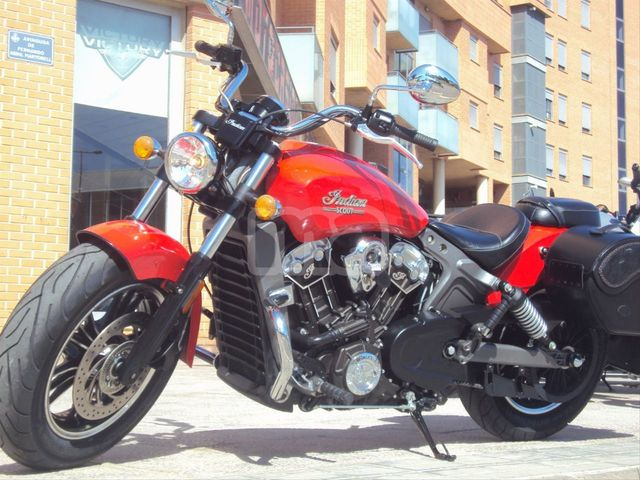 INDIAN - SCOUT - foto 5