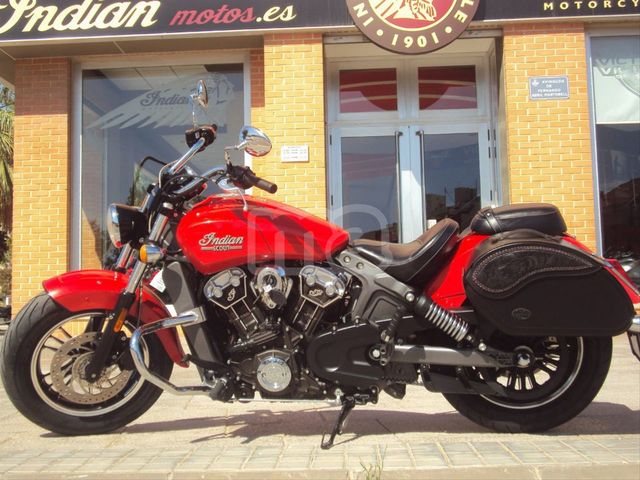 INDIAN - SCOUT - foto 6
