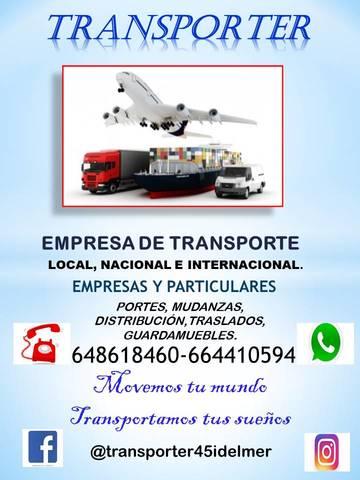 TRANSPORTER - foto 1