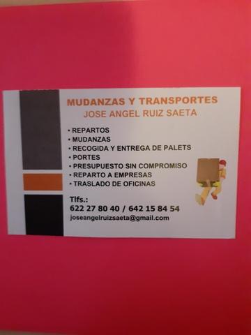 TRANSPORTE Y MUDANZAS - foto 1