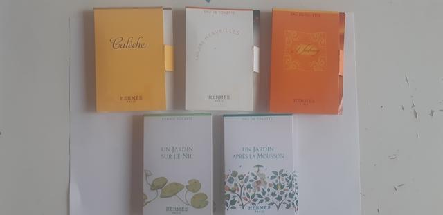 Perfumes Hermes