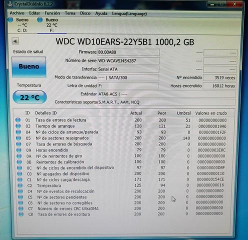 DISCO DURO HDD SATA 1TB 1000GB WD - foto 4