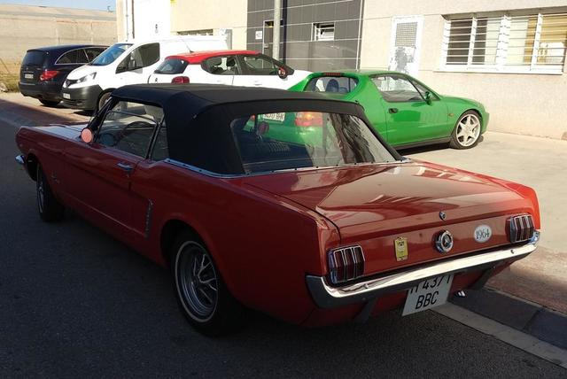 FORD - MUSTANG CABRIO - foto 8
