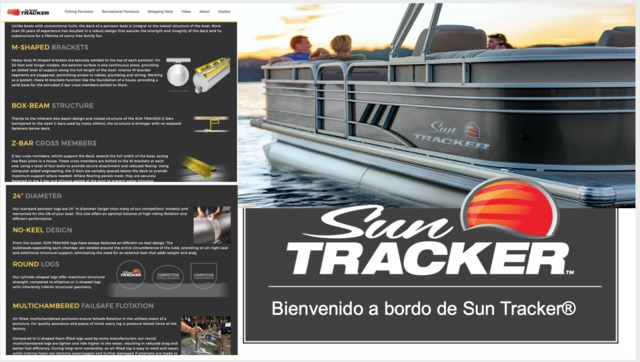 SUN TRACKER BOATS - foto 4