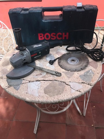 Amoladora Radial Bosch