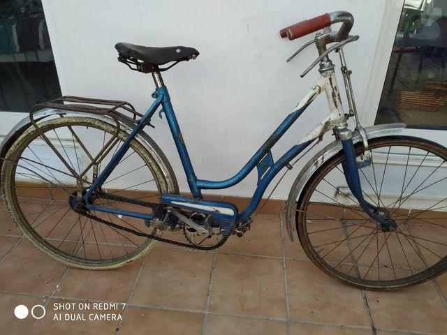 Bicicleta Bh Varillas Juvenil 550