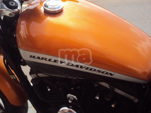 HARLEY DAVIDSON - SPORTSTER 1200 CUSTOM - foto 8