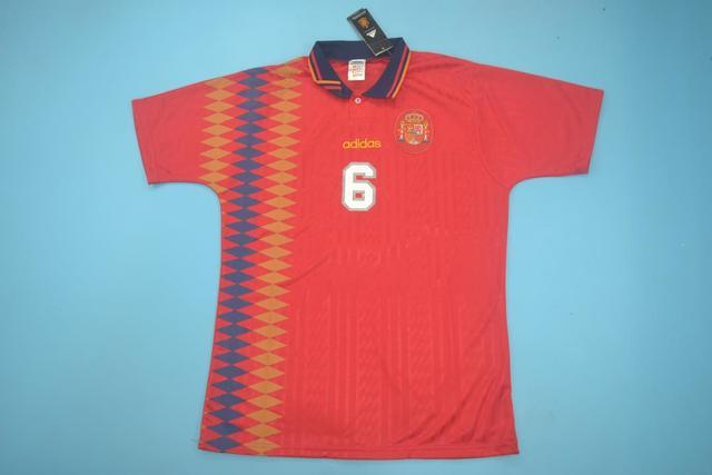 fórmula escarcha animación  MIL ANUNCIOS.COM - Camiseta retro ESPAÑA 1994 mundial EE.UU