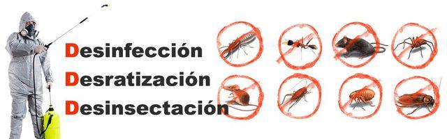 CONTROL DE PLAGAS Y DESINFECCION COVID19 - foto 3
