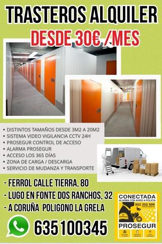 TRASTEROS LUGO CENTRO - foto 5