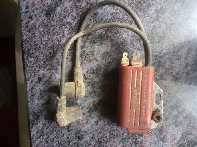 MOTOPLAT ELECTRÓNICO DOBLE DE DERBI 2002 - foto 1