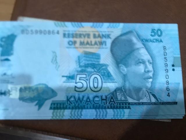 Billete Malawi