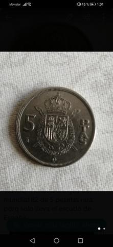 Vendo Moneda Antigua Del Mundial Del 92
