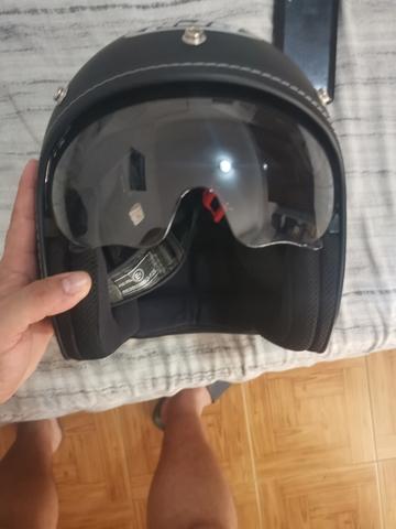 color dorado Visera de protecci/ón Pinlock Ready HJ-20P de HJC para cascos R-PHA 10 Plus para motociclismo hecho en Corea