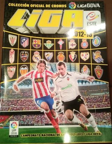 Álbum Cromos Liga Este 2012/13