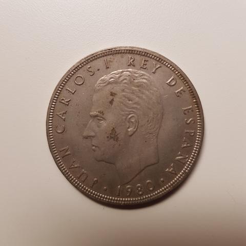 Moneda 100 Pesetas 1980