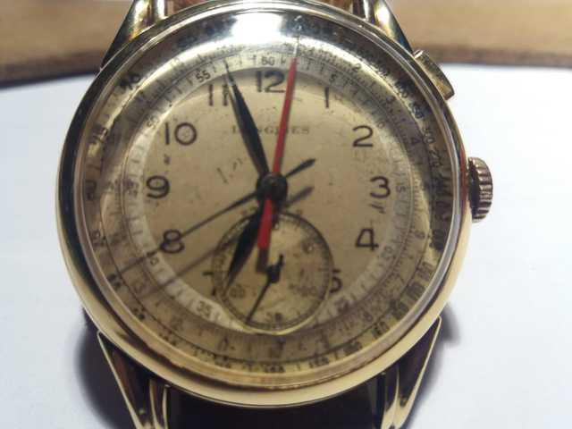 Longines Vintage Cronometro  Unico