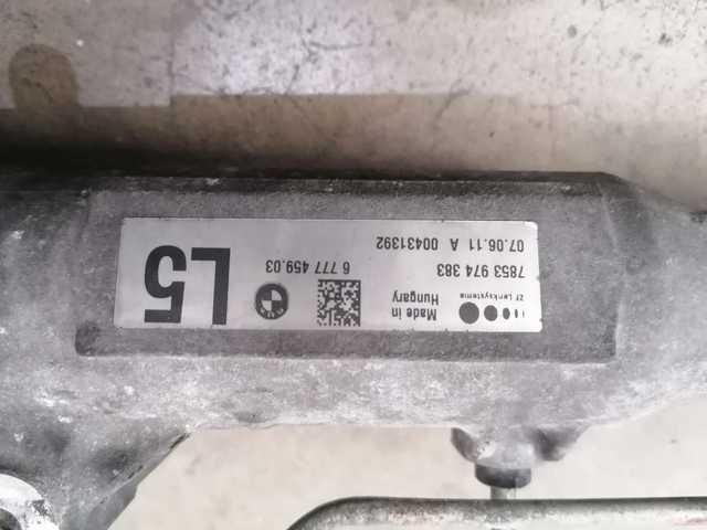 CREMALLERA DE DIRECCIÓN BMW 32106777463 - foto 1