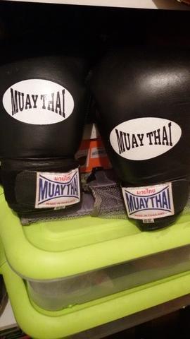 GUANTES MUAY THAI - foto 1