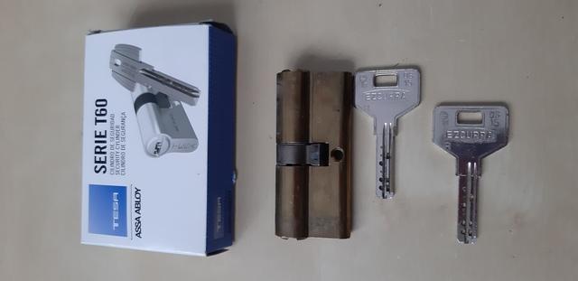 Cerradura De Seguridad Nueva Tesa-T60