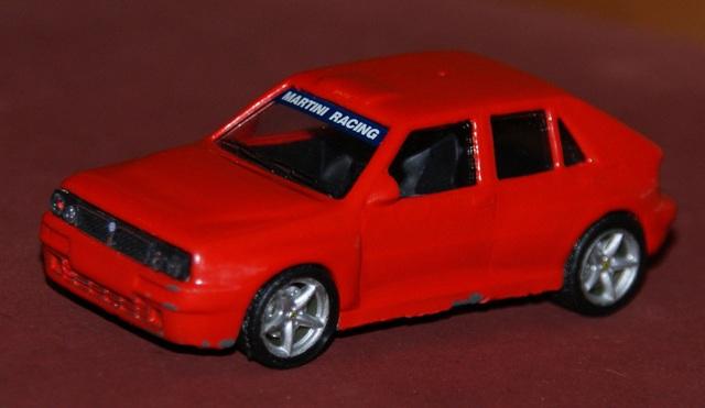 Lancia Delta Integrale Transformacion Pr