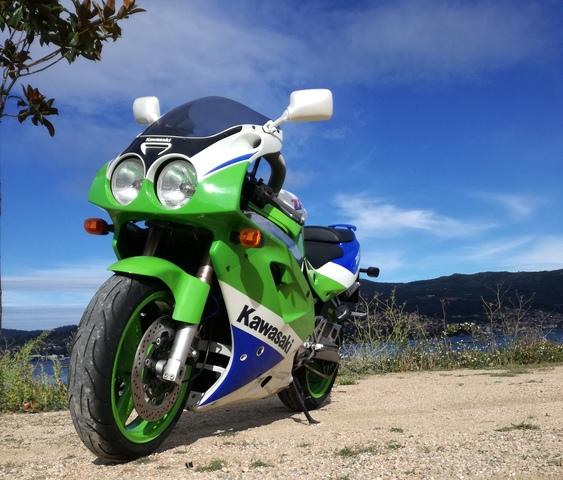 New Fuel Pump for 1991-1995 Kawasaki ZXR750