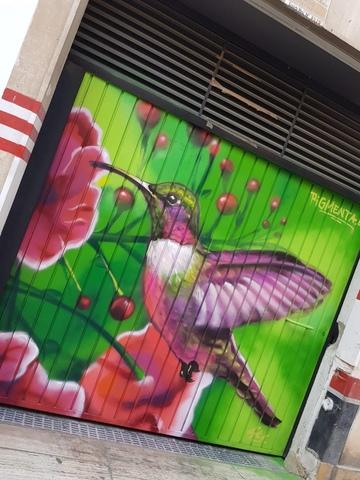 GRAFFITI,  ROTULACIÓN Y PINTURA MURAL - foto 3