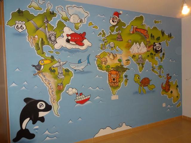GRAFFITI,  ROTULACIÓN Y PINTURA MURAL - foto 5